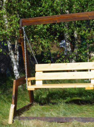 Люлка-пейка-дървеница